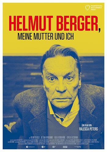 Helmut Berger, meine Mutter und ich Kino Plakat