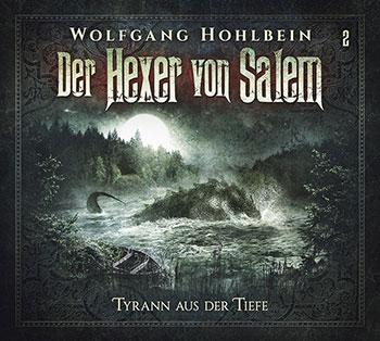 Hörspielkritik der Hexer von Salem Cover