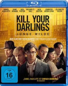 Kill your Darlings Review Cover