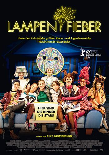 Lampenfieber Kino Plakat
