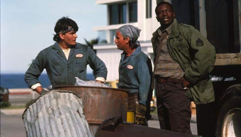 Men at Work Blu-ray Review Szenenbild
