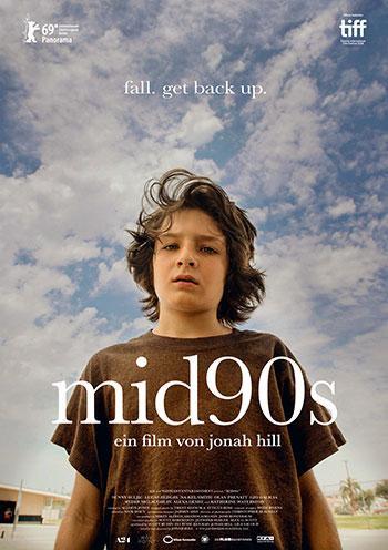 Mid90s Kino Plakat