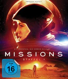 Missions Staffel 1 Blu-ray Review Cover