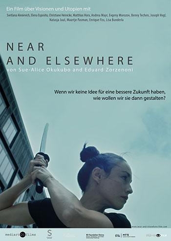 Near and Elsewhere Kino Plakat