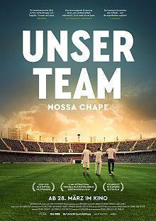 Nossa Chape Unser Team Kino Plakat
