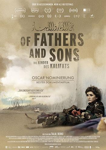 Of Fathers And Sons - Die Kinder des Kalifats Kino Plakat