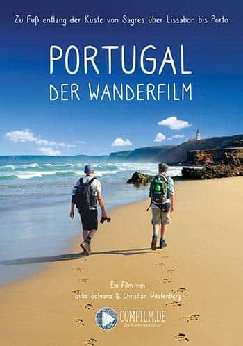 Portugal - der Wanderfilm Kino Plakat