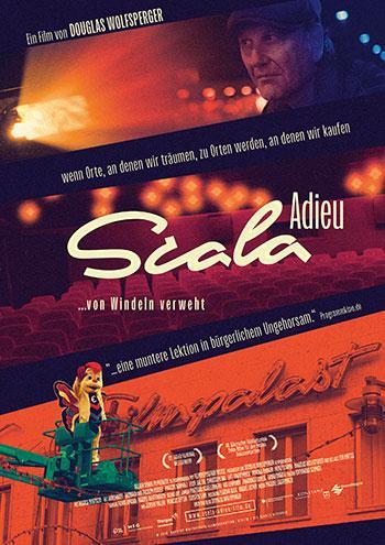 Scala Adieu - Von Windeln verweht Kino Plakat