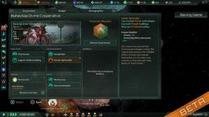 Stellaris: Console Edition PS4 Review Szenenbild