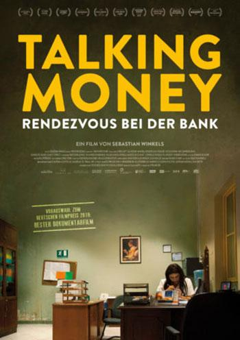 Talking Money Kino Plakat