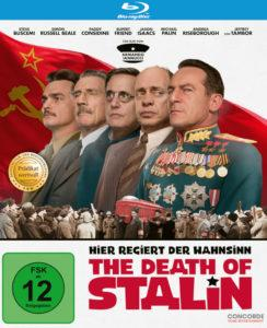 The Death of Stalin Review Cover