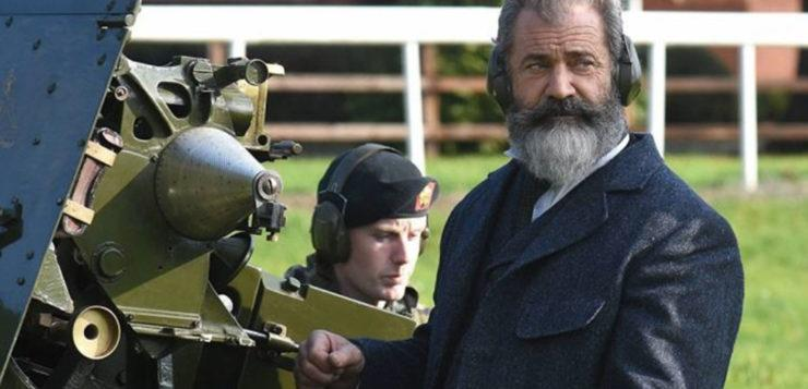 Mel Gibson in The Professor and the Madman Artikelbild