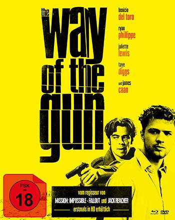 The Way of the gun Blu-ray Review Cover