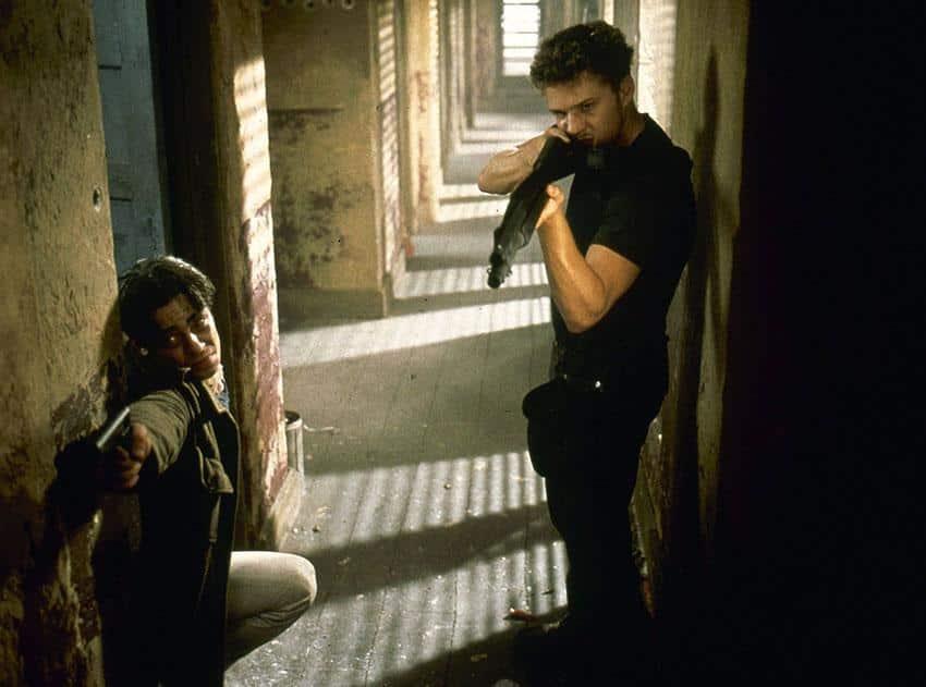 The Way of the gun Blu-ray Review Szenenbild
