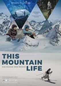 This Mountain Life Kino Plakat