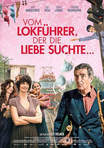 Vom Lockführer, der die Liebe suchte Kino Plakat