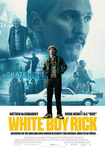 White Boy Rick Kino Plakat