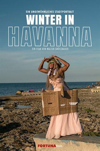 Winter in Havanna Kino Plakat