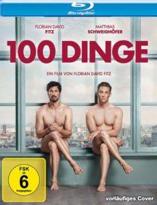 100 Dinge News Cover
