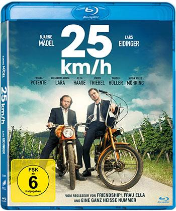 25 km/h Blu-ray Cover