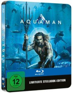 Aquaman Limited Steelbook