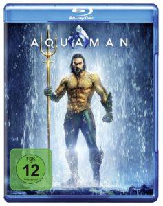 Aquaman News Cover