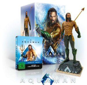Aquman Collectors Edition