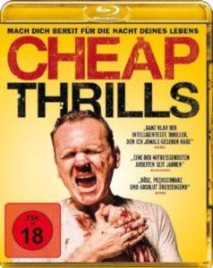 Cheap Thrills Review Cover