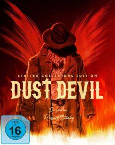 Dust Devil News Cover