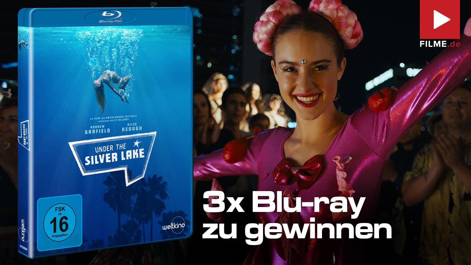 Gewinspiel Under The Silver Lake Artikelbild