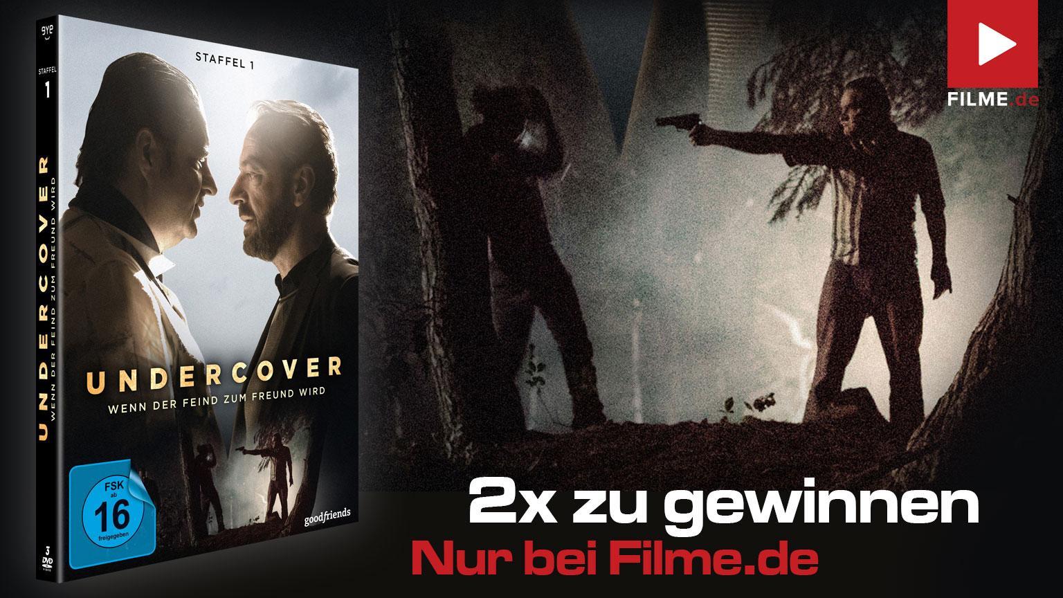 Undercover Staffel 1 Gewinnspiel Artikelbild