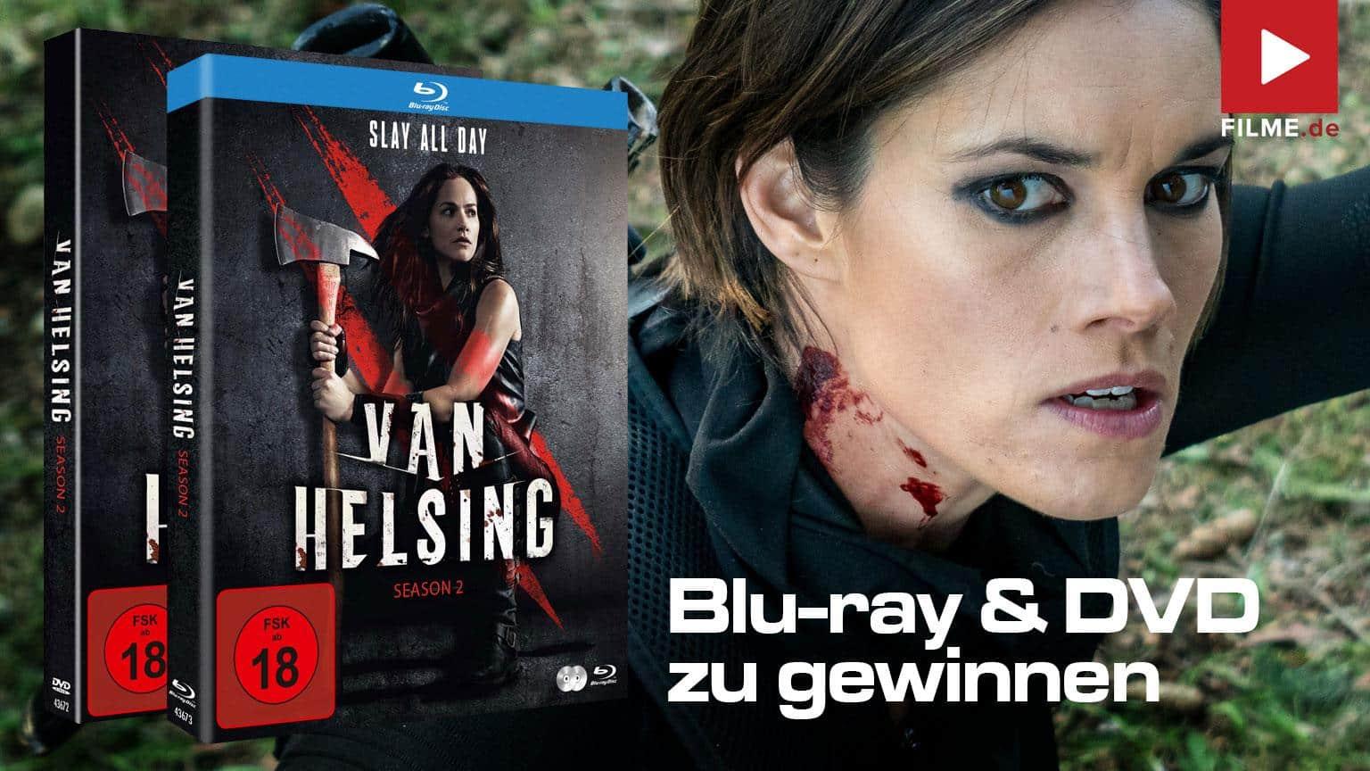 Gewinnspiel Van Helsing Staffel 2 Artikelbild