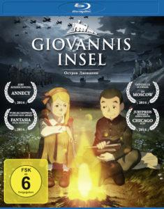 Giovannis Insel Review Cover