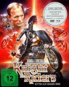 Knightriders News Cover