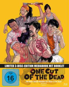 One Cut of the Dead News Cover