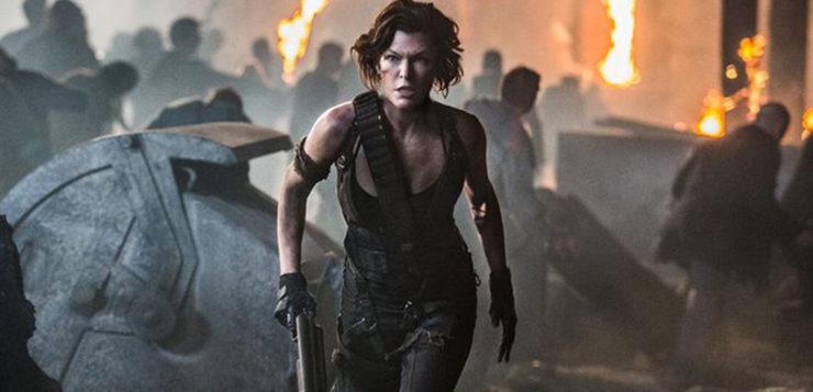 Resident Evil: Final Chapter Szenenbild