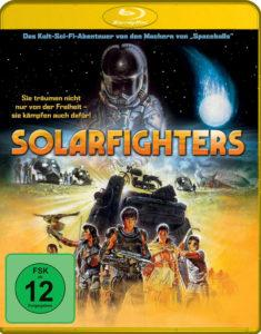 Solarfighters Review Cover