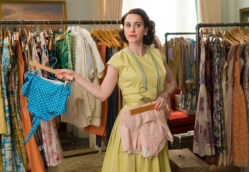 The Marvelous Mrs. Maisel - Staffel 2 Prime Video Review Szenenbild