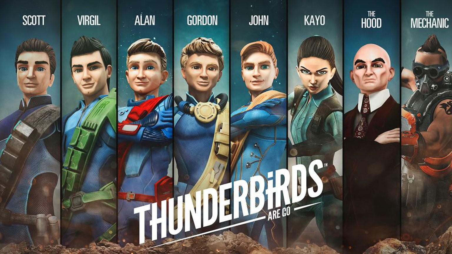 Thunderbirds are go - Staffel 2 Review Artikelbild