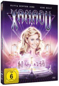 Xanadu Mediabook Film