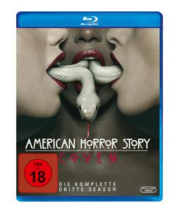 American Horror Story Staffel3 Review Cover