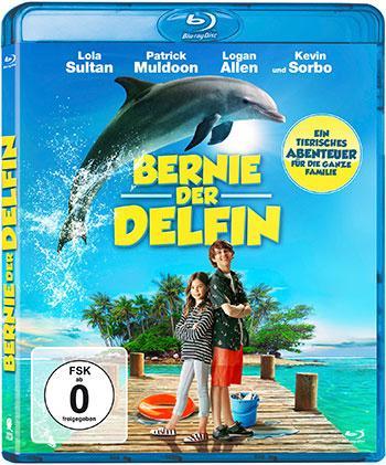 Bernie, der Delfin Blu-ray Cover