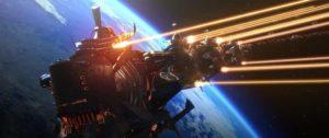 Captain Harlock Review 3D Szenenbild003