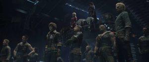 Captain Harlock Review 3D Szenenbild004