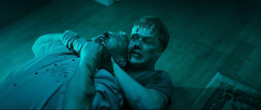 Controlled bewahren Sie Ruhe Blu-ray Review Szenenbild