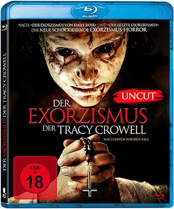 Der Exorzismus der Tracy Crowell Blu-ray Cover