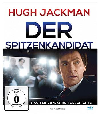 Der Spitzenkandidat Blu-ray Cover