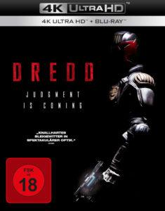 Dredd 4K Review Cover
