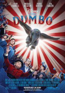 Dumbo Kinoreview Plakat