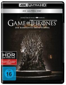 Game of Throne Staffel 1 Review Cover
